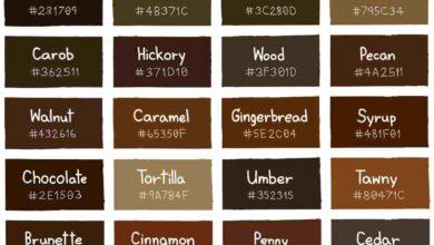 Photo of Color caramello, una tonalità di tedenza per case raffinate e senza tempo