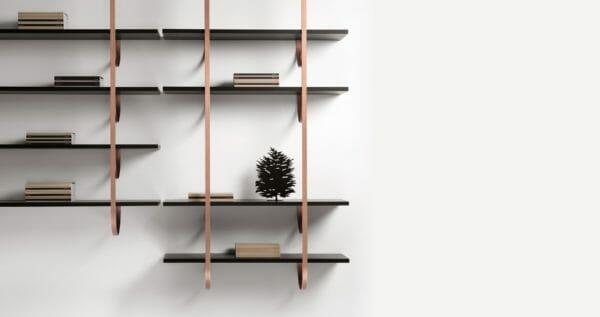 Libreria a parete Talea