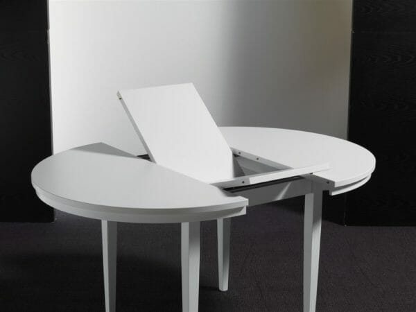 Tavolo allungabile ovale
