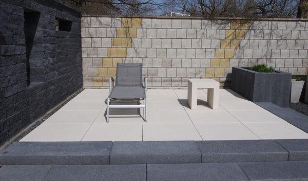 Outdoor e mobili giardino grigio perla