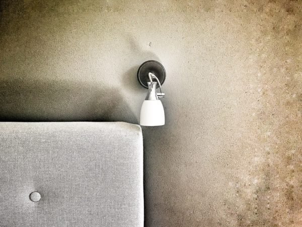 Grigio perla nell'interior design