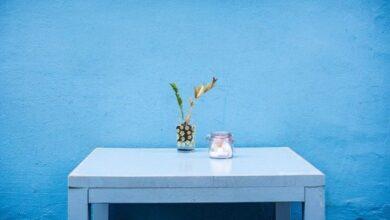 Photo of L' azzurro, il colore del cielo, arreda la casa in tutte le sue sfumature