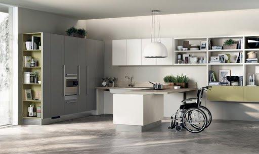 Cucine per disabili Scavolini