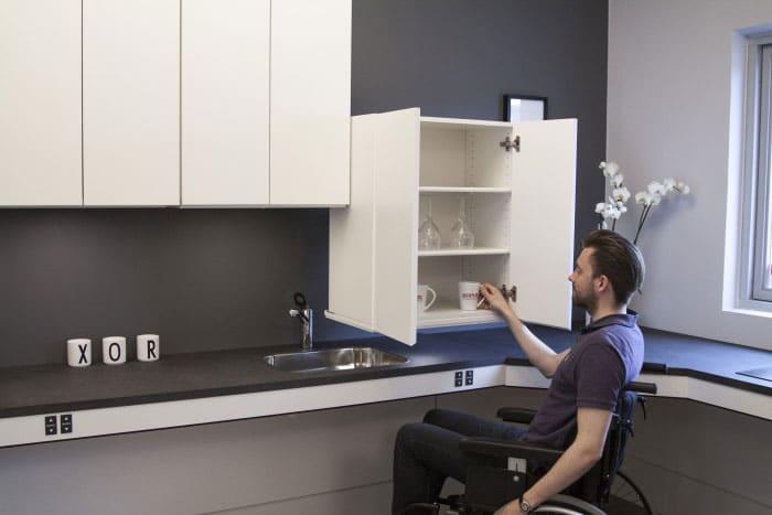 cucine per disabili allmobility