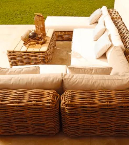 Salotto da giardino Bora da esterni